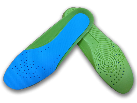 Silicone Foam Cushion Insole