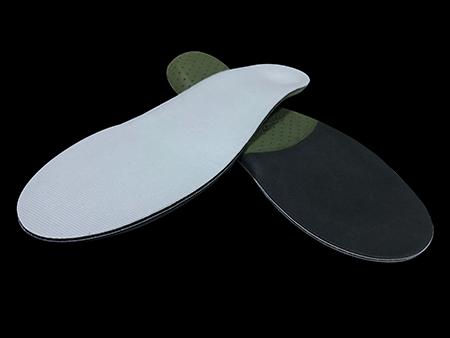 Hot Melt Plastic Firm EVA foam Insole