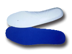 Light weight foam insole