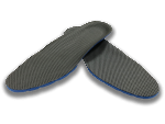 Antibacterial sweat absorbing EVA foam insole